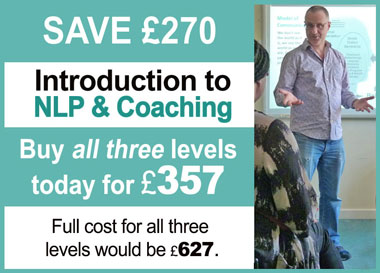 Buy all three levels for £417